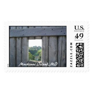 michigan_trip 088, Mackinac Island, MI Stamps
