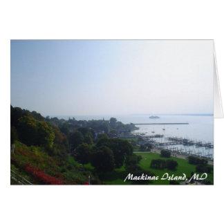 michigan_trip 089, Mackinac Island, MI Card