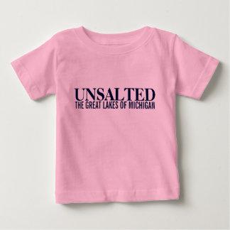 Michigan Unsalted Kids Baby Shirt