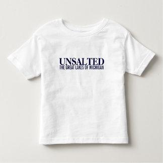 Michigan Unsalted Kids Toddler Shirt