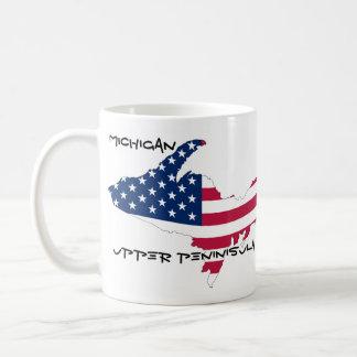 Michigan UP Flag Mug