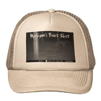 Michigan Upper Peninsula Black Shuck Dog HAT