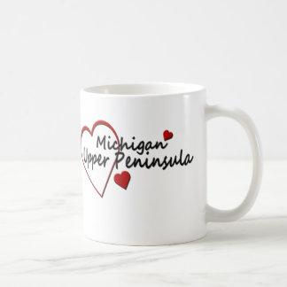 Michigan Upper Peninsula Mug Coffee Mug