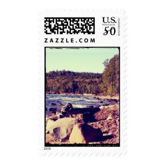 Michigan Upper Peninsula Postage