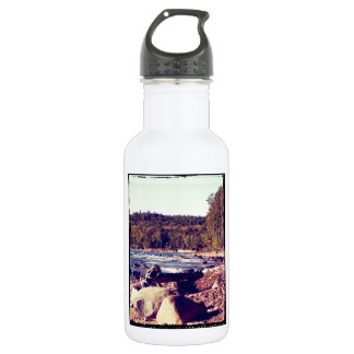 Michigan Upper Peninsula Water Bottle