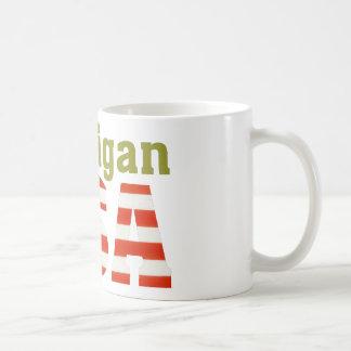 Michigan USA! Coffee Mug