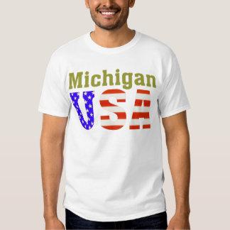 Michigan USA! T Shirt