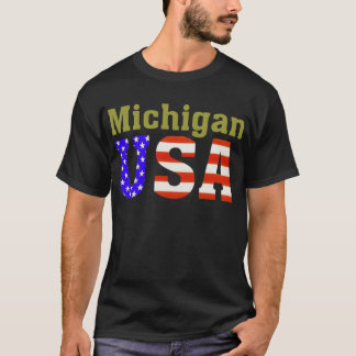 Michigan USA! T-Shirt