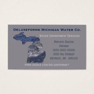 Michigan Water Waves