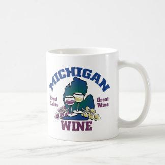 Michigan Wines4 Mug