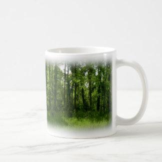 Michigan woods coffee mugs