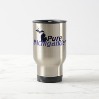 Michigander puro tazas de café