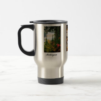 Michigan's Upper Peninsula Coffee Mugs
