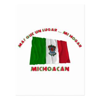 Michoacán - Más Que un Lugar ... Mi Hogar Post Cards