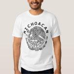 Michoacan México Aguila 1810 Poleras