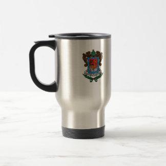 Michoacan, Mexico Travel Mug