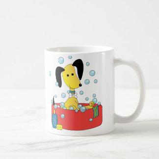 Mick and Henry Take a Bath Coffee Mug