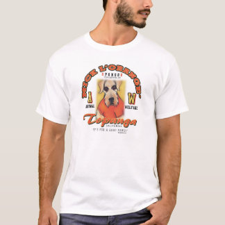 "Mick L 'orange"" by Robyn Feeley T-Shirt"
