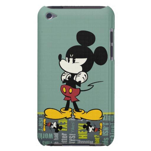 Mickey 1 iPod touch carcasa