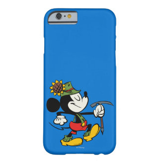 Mickey 2 funda de iPhone 6 barely there