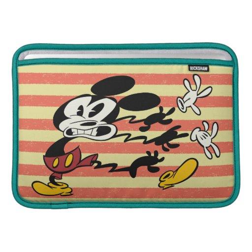 Mickey 2 fundas para macbook air