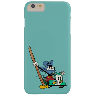 Mickey 2 funda de iPhone 6 plus barely there