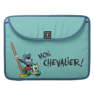 Mickey 2 funda macbook pro