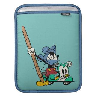 Mickey 2 manga de iPad