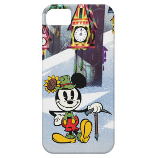Mickey 3 iPhone 5 Case-Mate protectores