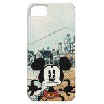 Mickey 3 funda para iPhone 5 barely there