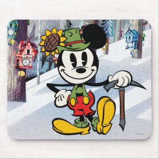 Mickey 3 alfombrillas de raton