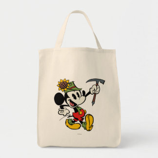 Mickey 4 bolsa tela para la compra