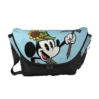 Mickey 4 bolsas messenger