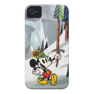 Mickey 4 iPhone 4 covers