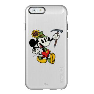 Mickey 4 funda para iPhone 6 plus incipio feather shine