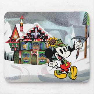 Mickey 4 alfombrillas de ratón