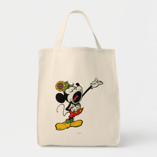 Mickey 5 bolsa tela para la compra
