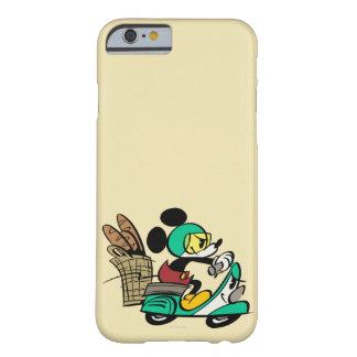 Mickey 5 funda de iPhone 6 barely there