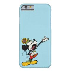 Mickey 5 iPhone 6 case