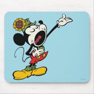 Mickey 5 alfombrilla de ratón