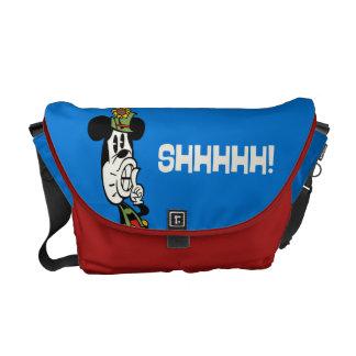 Mickey 6 bolsa de mensajería