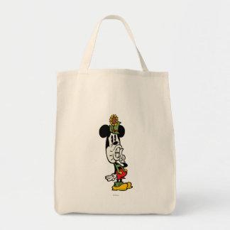Mickey 6 bolsa tela para la compra