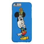Mickey 6 funda de iPhone 6 barely there