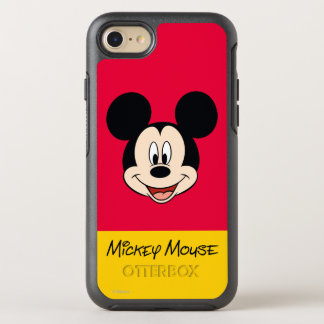 Mickey 6 OtterBox symmetry iPhone 8/7 case