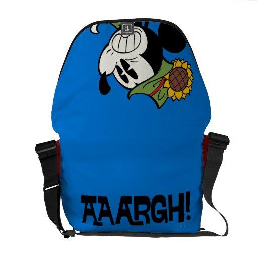Mickey 7 bolsa messenger