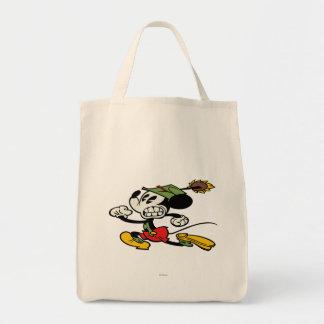Mickey 8 bolsa tela para la compra