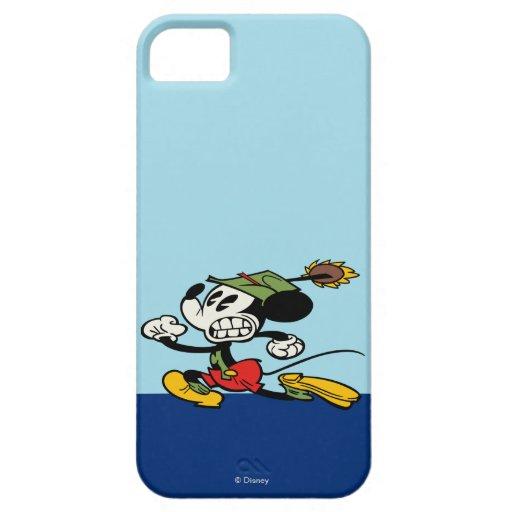 Mickey 8 iPhone 5 Case-Mate carcasas