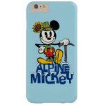 Mickey alpino funda de iPhone 6 plus barely there