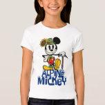 Mickey alpino playera