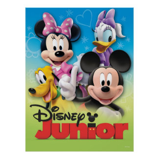 Mickey and Friends: Disney Junior Poster